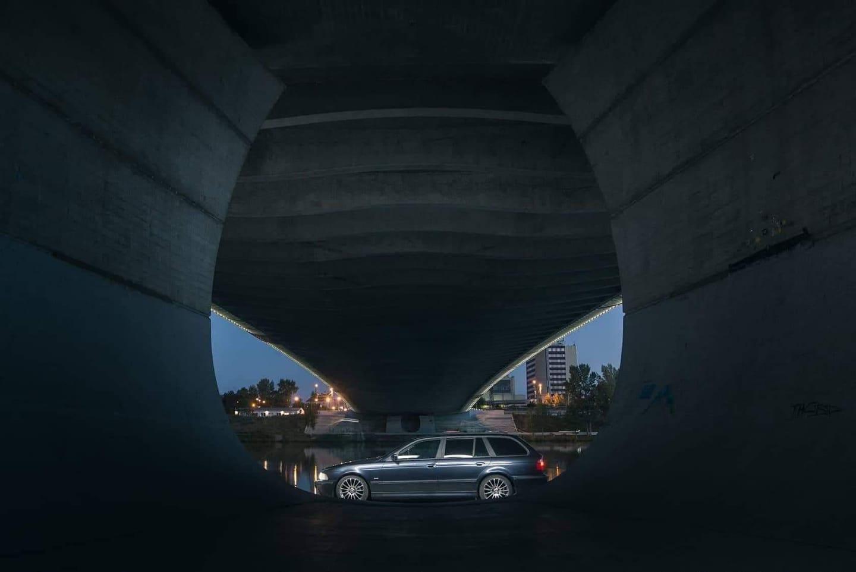 bmw e39 foto auta