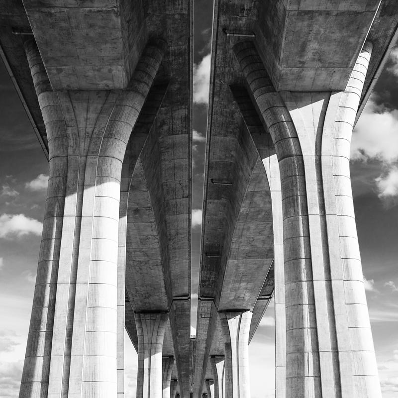 radotínský most fotografování aut